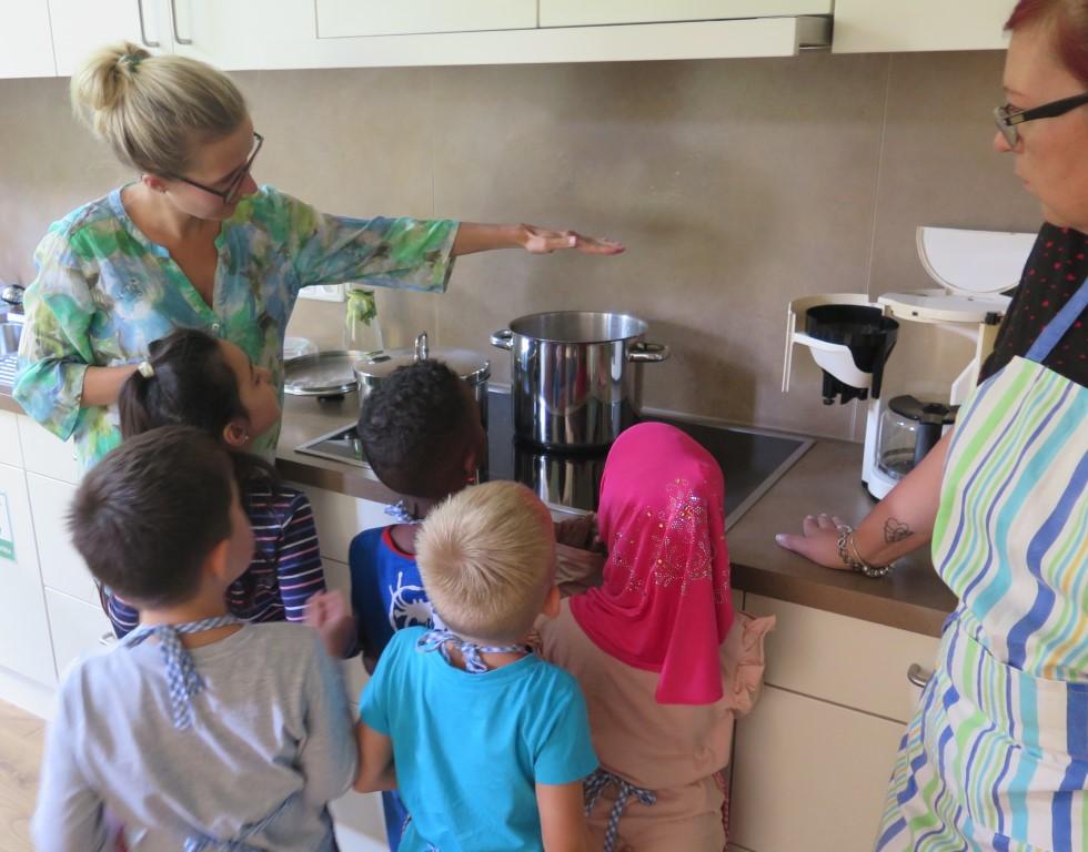 Kochkurs für Kids