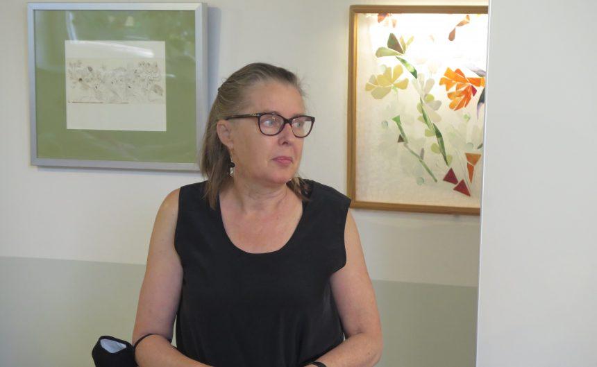 Ulrike Sitte beendet Ausstellung