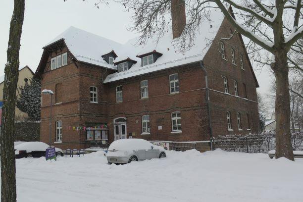 Agathe im Schnee