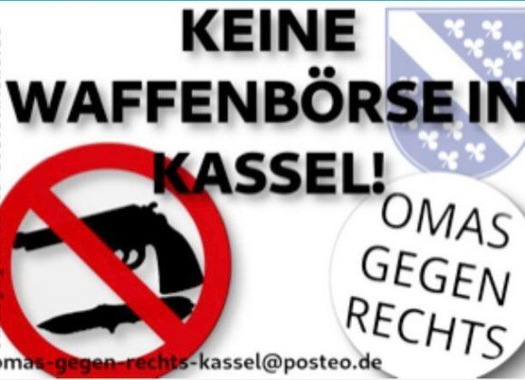 Petition: Keine Waffenbörse in Kassel