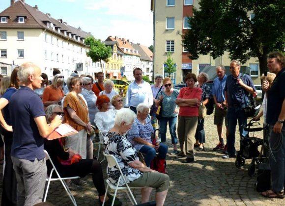 """Di 21.9.: Stadtteilspaziergang """"Zu Fuss in Bettenhausen"""""""